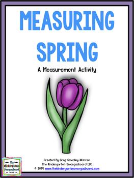 Spring Into Measurement:  A Common Core Measurement Creation!