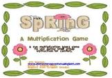 Spring Into Multiplication