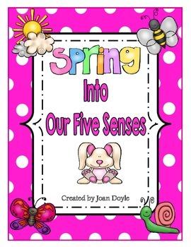 Spring Into Our Five Senses