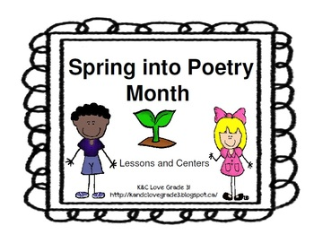 Spring Into Poetry Month