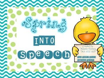 Spring Into Speech