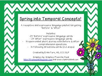 Spring Into Temporal Concepts!