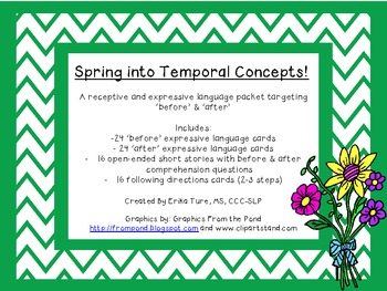 Spring Into Temporal Concepts!