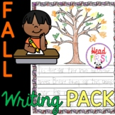 Editable Writing Prompts, Journals, Paper, Page Toppers THANKSGIVING