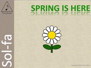Spring Is Here - Freebie