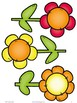 Spring Is Here - Fun Flower Activities for Math and Literacy v3.0