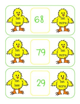 Spring Is In The Air! {Math Centers}