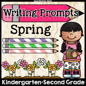 Spring Journal Prompts No-Prep