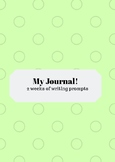 Spring Journaling Prompts