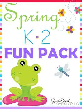 Spring K-2 Fun Pack