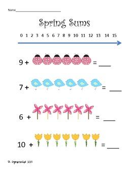Spring K Math!