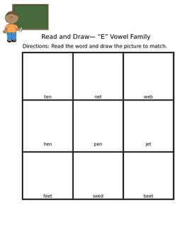 Spring Kinder Phonics Worksheets