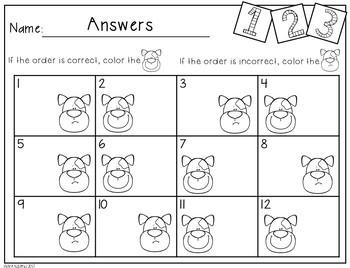 May Literacy Centers Kindergarten