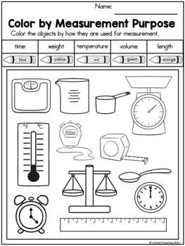 Spring 1st Grade Math & Literacy Worksheet Bundle