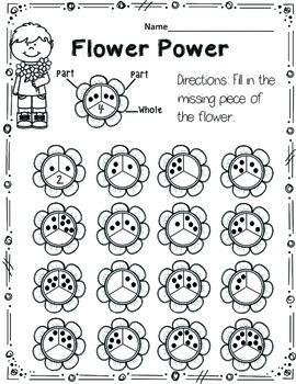 Spring Kindergarten Math & Literacy Activities (Common Core Aligned)