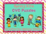 Spring Kite CVC Puzzles