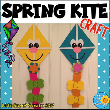 Spring Kite Craft
