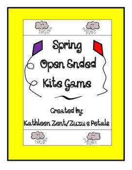 Spring Kite Open Ended Card Game
