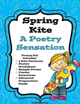 Spring Kite~A Poetry Sensation