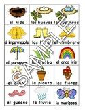 Spring / La primavera SPANISH Games