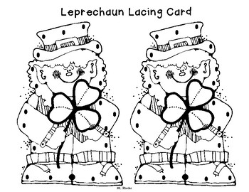Spring Lacing Cards