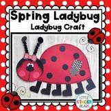 Spring Ladybug Craft