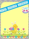 Spring Language Activity: Basic Concept Book