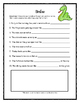 Spring Activity Packet {language arts}