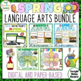 Spring Language Arts Bundle