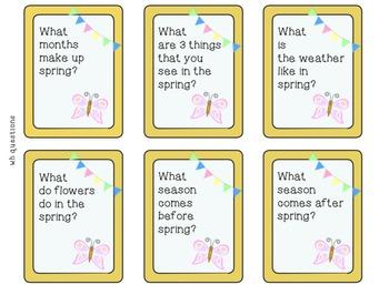 Spring Language Bundle! {common core aligned! Addresses 5 standards!}