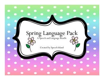 #Mar2018SLPMUSTHAVE Spring Language Bundle
