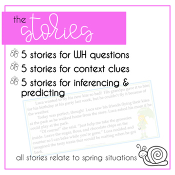 Spring Language Comprehension