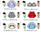 Spring Language Concepts: Clothing, Pronouns, and Following Directions
