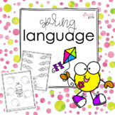 Spring Language | Distance Learning Friendly