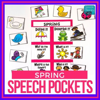 Spring Language Pockets