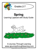 Spring Lapbook with Study Guide