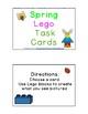 Spring Lego Center