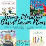 Spring Lesson Plans BUNDLE