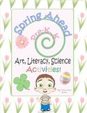 Spring Lesson Plans: Pre-K, Kindergarten - Art, Literacy, Poetry, Tulips, Fun
