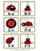 Ladybug Letter Match Puzzles