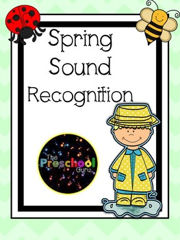 Spring Letter & Sound Recognition