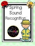 Spring Letter & Sound Recognition *Updated* FREEBIE