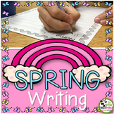 Spring Writing Paper (Primary Grades)