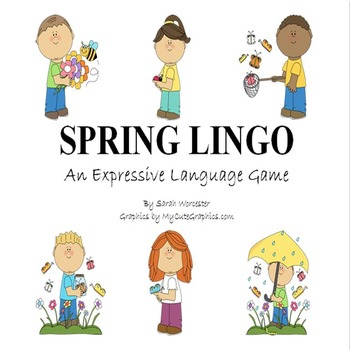 Spring Lingo - An Expressive Language Game