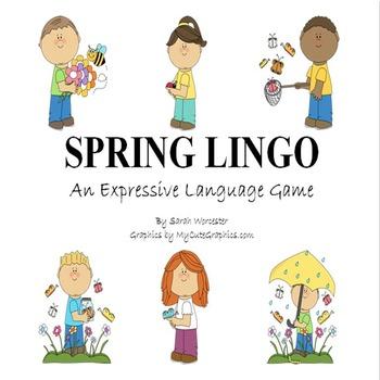 Spring Lingo - An Expressive Language Game