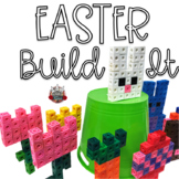 Easter Math: Easter Build It Linking Cubes