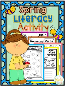 Spring Literacy Activity