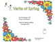 Spring Activity Packet--Special Education and SLP