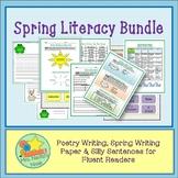 Spring Activities Literacy Bundle