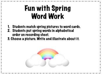 Spring Literacy Center